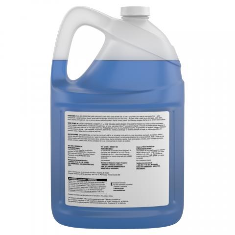 Glance Powerized Glass & Surface Cleaner 1 gallon refill CBD539629 Back