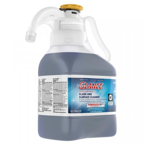 Glance Powerized Concentrated Glass & Surface Cleaner SmartDose 1.4L CBD540502