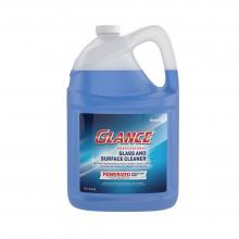 Glance Powerized Glass & Surface Cleaner 1 gallon refill CBD539629 Front