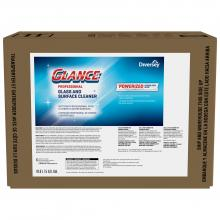 Glance Powerized Glass & Surface Cleaner 5 gal BIB Bag in Box CBD540465 Front