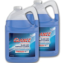 Glance Powerized Glass & Surface Cleaner 1 gallon refill CBD540311 Right